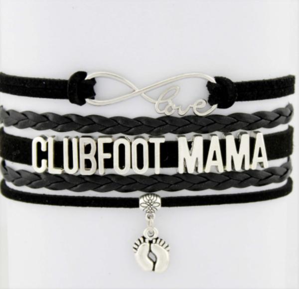 Clubfoot Mama Bracelet