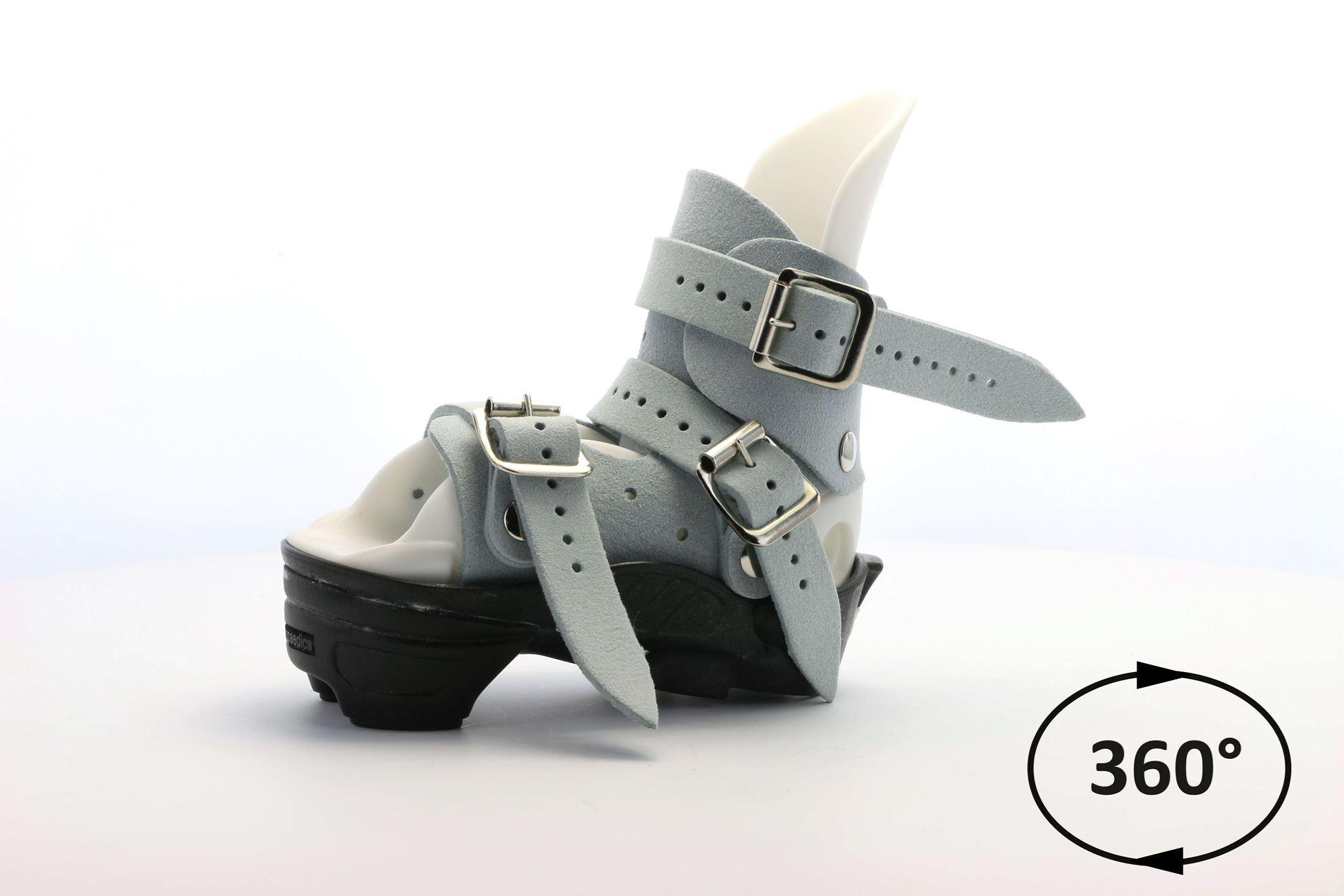 Ponseti AFO Toe Stilt Sandals - Single